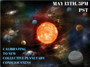 Calibrate to New Collective Consciousness @ On Zoom