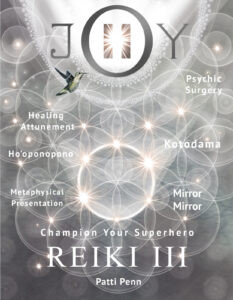 Pause inJOY Reiki III & Presentation Class @ zoom and in person | Los Angeles | California | United States